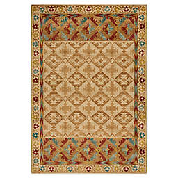 """KAS Cordoba Elements 7'10"""" x 11'2"""" Area Rug in Sand"""