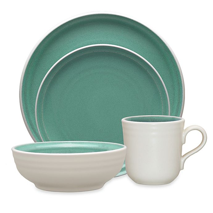 Alternate image 1 for Noritake® Colorvara Dinnerware Collection in Green