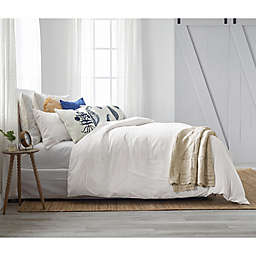 Bee & Willow™ Home with Lauren Liess Lightweight Ribbon Stripe Eyelet Lace King Comforter Set