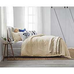 Bee & Willow™ Home with Lauren Liess Eyelet Lace Full/Queen Duvet Cover Set in Natural