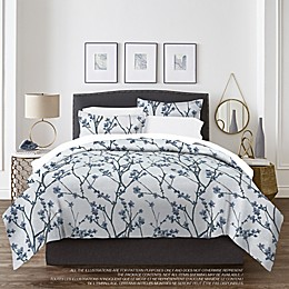 Springs Home Branches 3-Piece Duvet Cover Set