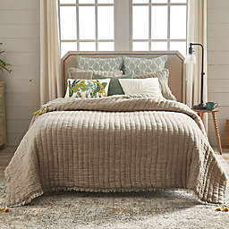 Bee & Willow™ Home Millbank Tassel 3-Piece Quilt Set