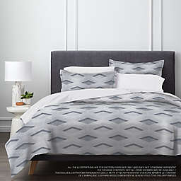 Springs Home Diamonds 3-Piece Duvet Cover Set