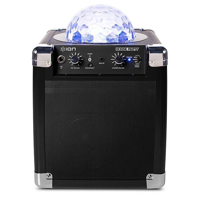 Alternate image 1 for ION® House Party Bluetooth® Speaker System