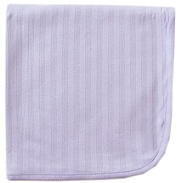 Touched by Nature® Organic Cotton Swaddle Blanket in Lavender