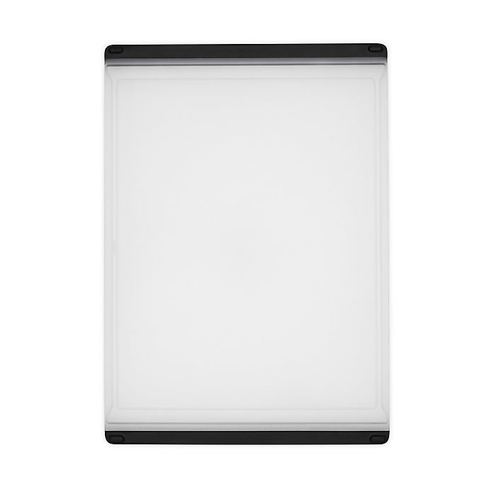 Alternate image 1 for OXO Good Grips® 10.5-Inch x 14.75-Inch Utility Cutting Board