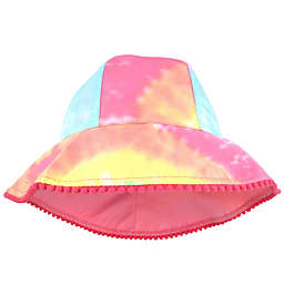 Tie-Dye Size Newborn Woven Cotton Hat