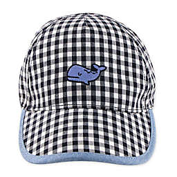 Addie & Tate Whale Cap in Black/Navy