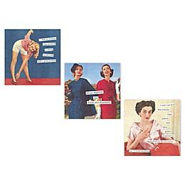 Boston International Cocktail Napkin Collection