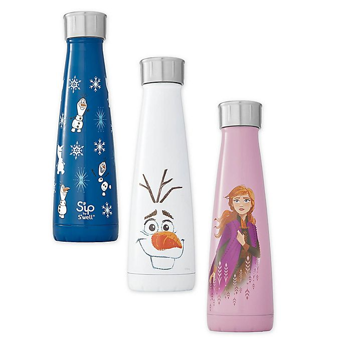 Alternate image 1 for S'well® Disney® Frozen 2 15 oz. Water Bottle Collection