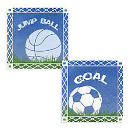 Goal Canvas Wall Art
