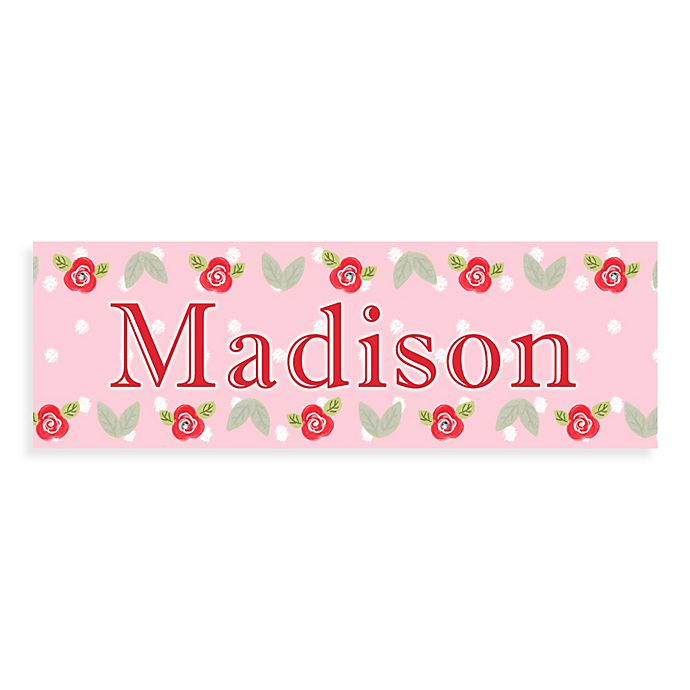 Alternate image 1 for Madison Canvas Wall Art