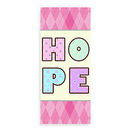 Hope Canvas Wall Art