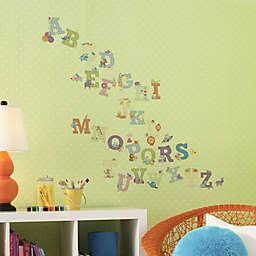 Dena™ Happi Tree Animal Alphabet Peel and Stick Wall Decals (Set of 43)