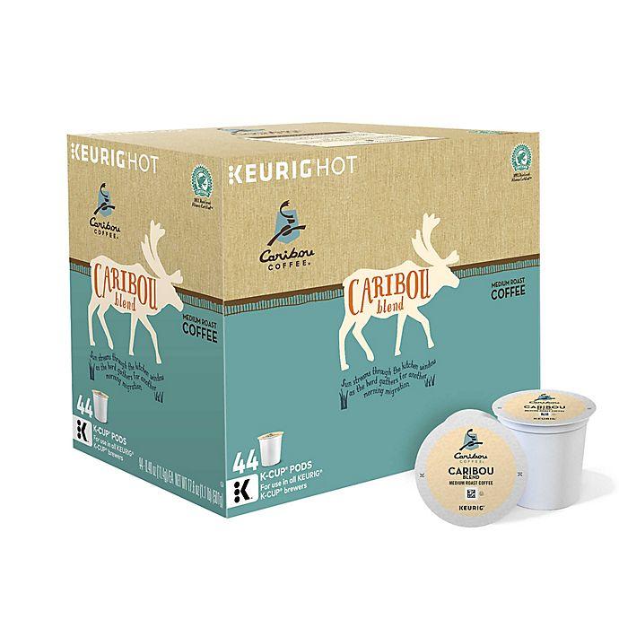 Alternate image 1 for Caribou Coffee® Caribou Blend Keurig® K-Cup® Pods 44-Count