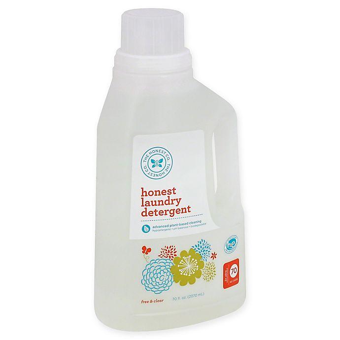 Alternate image 1 for Honest 70 oz. Laundry Detergent