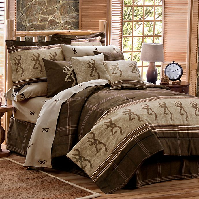 Bed Bath And Beyond Canada: Browning Buckmark Bed Ensemble