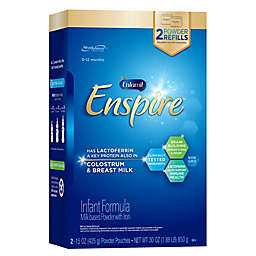 Enfamil Enspire™ 30 oz. Infant Formula Powder Refill Box