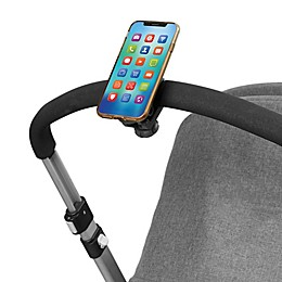 SKIP*HOP® Stroll & Connect Universal Stroller Phone Mount in Black