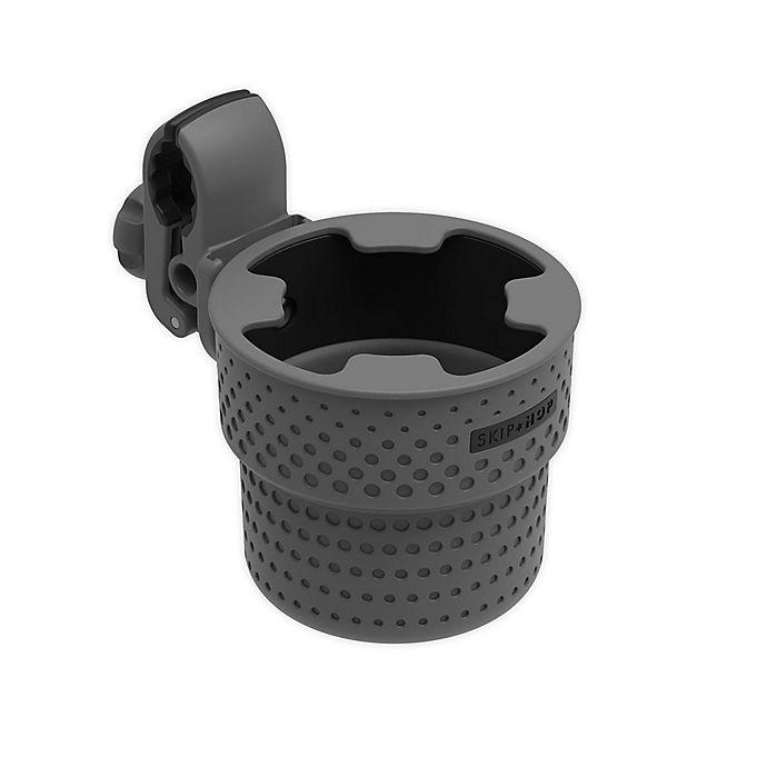 Alternate image 1 for SKIP*HOP® Stroller Cupholder in Grey