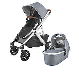 UPPAbaby® VISTA V2 Stroller in Gregory Blue Melange