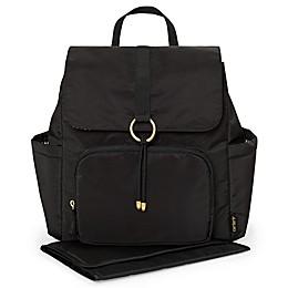 carter's® Go Everywhere Diaper Backpack in Black