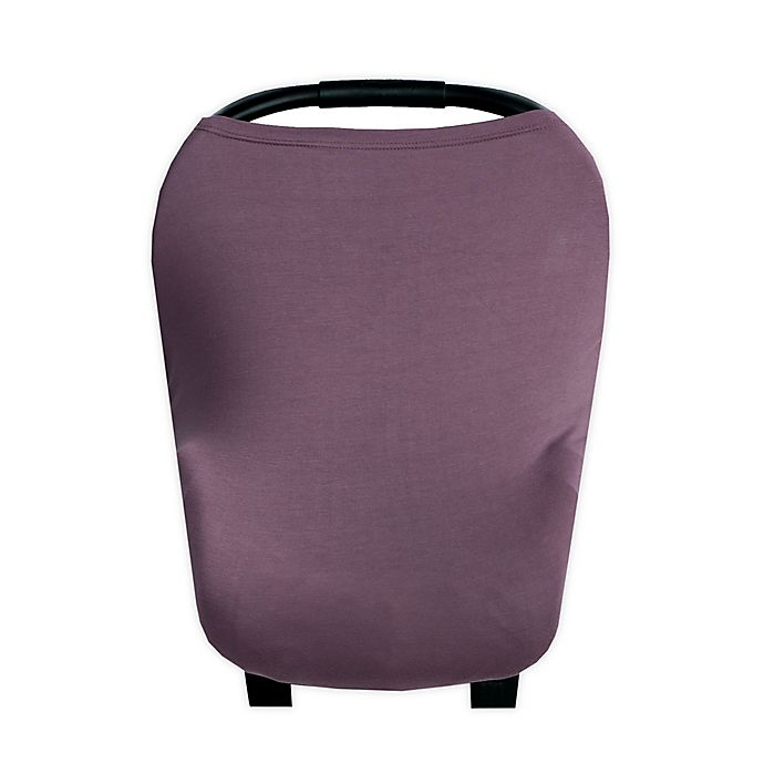 Alternate image 1 for Copper Pearl™ Plum 5-in-1 Multi-Use Car Seat Cover