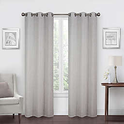 SALT™ Robinson 2-Pack 108-Inch Grommet Blackout Window Curtain Panels in Beige