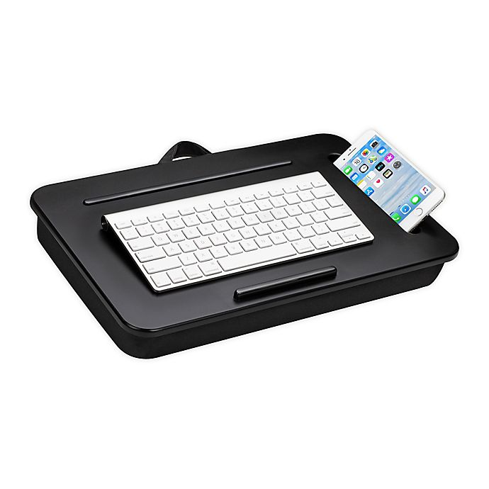 Alternate image 1 for LapGear Sidekick Lap Desk in Black