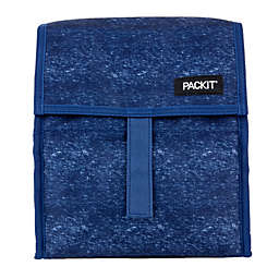 Packit® Freezable Lunch Bag in Navy Heather