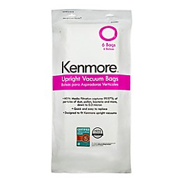 Kenmore Upright Type O HEPA Cloth Vacuum Bags