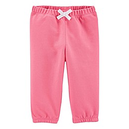 carter's® French Terry Pant