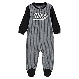 Nike® Baseball Footie in Dark Heather Grey