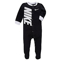 Nike® Footie in Black
