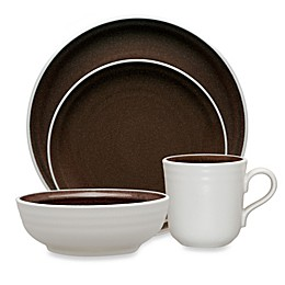 Noritake® Colorvara Dinnerware Collection in Chocolate