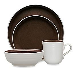 Noritake® Colorvara Dinnerware Collection in Chocolate