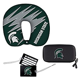 Michigan State University 4-Piece Travel Set