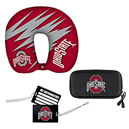 Ohio State University 4-Piece Travel Set