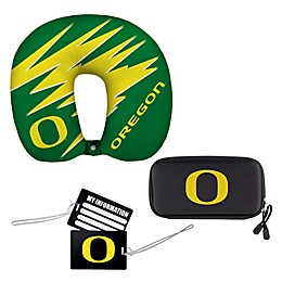 University of Oregon 4-Piece Travel Set