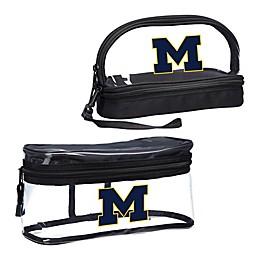 University of Michigan 2-Piece Travel Case Set