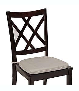 Cojín de espuma para silla Mayfair®, en café pardo