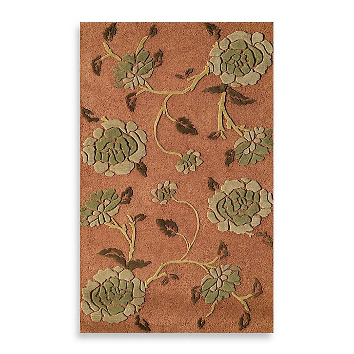 Bed Bath And Beyond Area Rugs Roselawnlutheran Earth Tone: Rugs America Pacific Rug In Rustic Forest