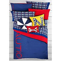 Nautica® Colorblock Kid's Bedding Collection
