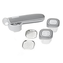 SKIP*HOP® Infant Feeding Easy Prep & Store Starter Kit in Grey
