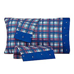 Nautica® Colorblock Coastal Kid's Sheet Sets