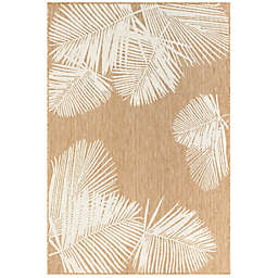 Liora Manné Carmel Palm Woven Indoor/Outdoor Rug