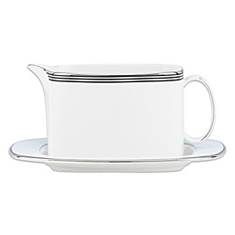 kate spade new york Parker Place™ Gravy Boat with Stand