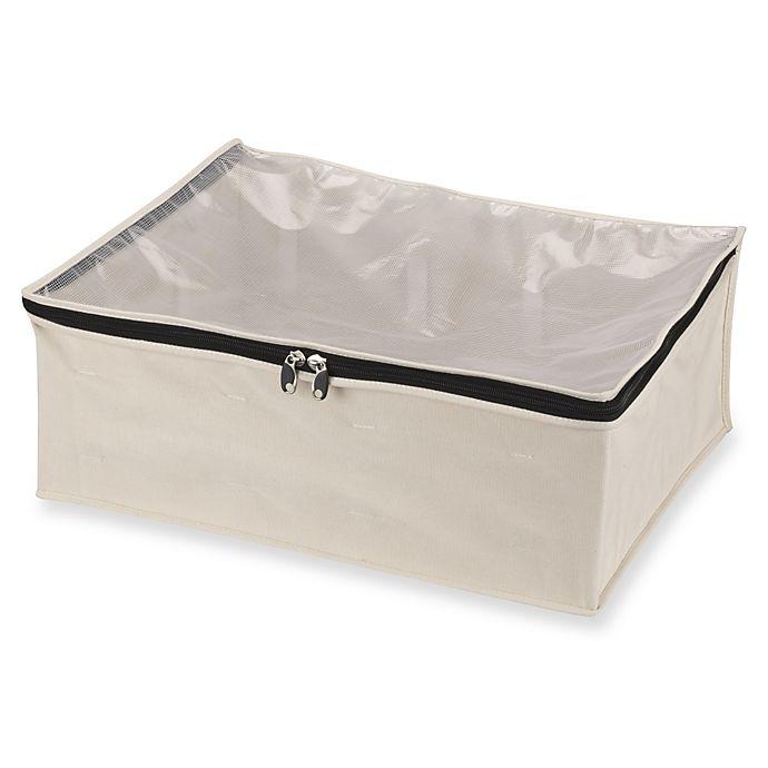 Alternate image 1 for Household Essentials® Cedarline Collection Blanket Bag