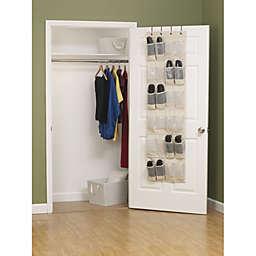 Household Essentials® Cedarline Collection Over-the-Door Shoe Organizer