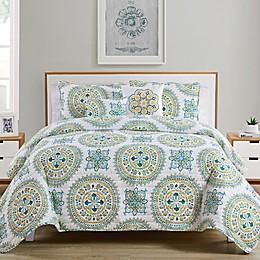VCNY Home Alexanderia 5-Piece Quilt Set